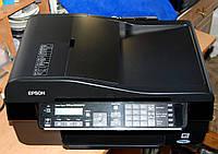 Epson Stylus Office BX320FW с новыми ПЗК.Состояние нового.