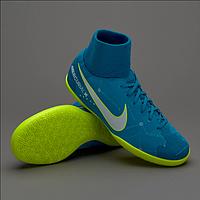 Детская футбольная обувь (футзалки) Nike MercurialX Victory VI DF NJR IC Junior