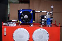 Гідравлічні охолоджувачі і теплообмінники OMT