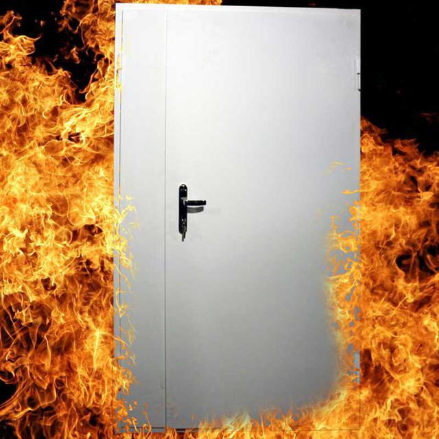 Двери противопожарные ЕІ-30