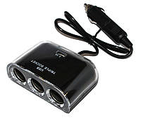 Автомобильное зарядное устройство Atcom автозарядка для телефона, автомобильная зарядка в прикуриватель
