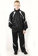 Костюм спортивный мужской в стиле Nike 9641 Black Размеры M