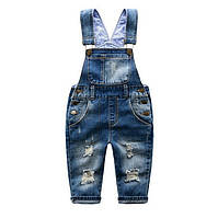 Комбинезон джинсовый Уютный 120, фото 1
