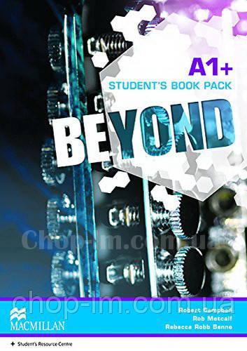 Beyond A1+ Student's Book Pack (Учебник по английскому языку, уровень A1+)