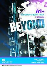 Beyond A1+ Student's Book Premium Pack (Учебник по английскому языку, с онлайн ресурсом, уровень A1+)