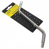Ключ S-образный для масляных пробок 8х10мм, на пластиковом держателе