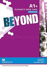 Beyond A1+ Teacher's Book Premium Pack (Книга для учителя по английскому языку, уровень A1+)