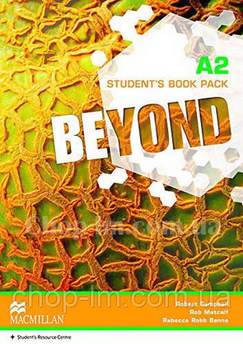 Beyond A2 Student's Book Pack (Учебник по английскому языку, уровень A2)