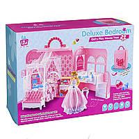 """Игровой набор 6988 """"Комната Принцессы"""" в коробке"""