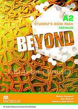 Beyond A2 Student's Book Premium Pack (Учебник по английскому языку, с онлайн ресурсом, уровень A2)