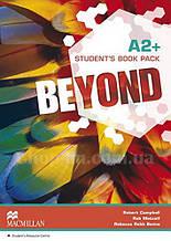 Beyond A2+ Student's Book Pack (Учебник по английскому языку, уровень A2+)
