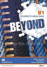 Beyond B1 Student's Book Pack (Учебник по английскому языку, уровень B1)