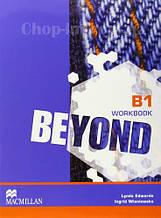 Beyond B1 Workbook (Рабочая тетрадь по английскому языку, уровень B1)
