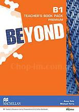 Beyond B1 Teacher's Book Premium Pack (Книга для учителя по английскому языку, уровень B1)