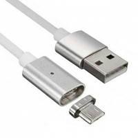 Магнитная зарядка кабель micro USB