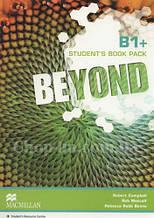 Beyond B1+ Student's Book Pack (Учебник по английскому языку, уровень B1+)