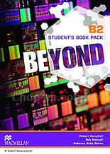 Beyond B2 Student's Book Pack (Учебник по английскому языку, уровень B2)