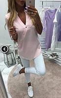 Женская блуза из софта