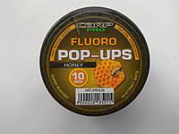 Бойлы Carp pro Fluoro POP-UPS 10мм Мёд