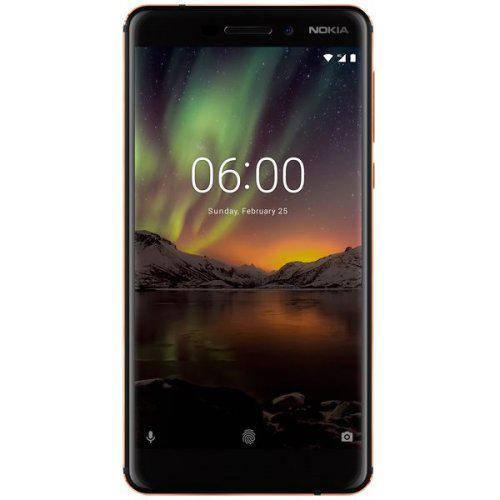 Nokia 6.1 Dual Sim Black