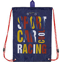 Сумка для обуви Kite Car racing  43*31см, фото 1