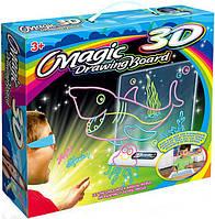 3D доска для рисования Magic Drawing Board YM171