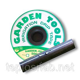 Лента капельного полива Garden 1000м/20 см. 6 mills (щелевая)