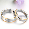 """Парные кольца """"Хранители гармонии"""", в наличии жен. 16.5, 17.3, 18.0, муж. 18.0, 19.0, 20.0"""