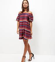 Новое платье в полоску с открытыми плечами New Look, фото 2