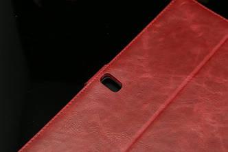 Samsung NOTE 10.1 2014 Edition P600/601 Оригинальный чехол книжка НАТУРАЛЬНАЯ ТЕЛЯЧЬЯ КОЖА КОЖАНЫЙ