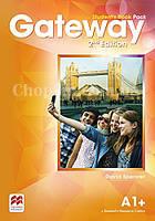 Gateway 2nd/Second Edition A1+ Student's Book Pack  (учебник по английскому языку, 2-е издание)