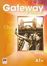 Gateway 2nd/Second Edition A1+ Workbook (Edition for Ukraine) / Рабочая тетрадь