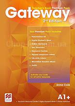 Gateway 2nd/Second Edition A1+ Teacher's Book Premium Pack (Edition for Ukraine) / Книга для учителя