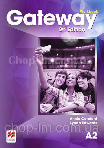 Gateway 2nd/Second Edition A2 Workbook (Edition for Ukraine) / Рабочая тетрадь