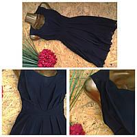 Платье Бершка 130 черный 42-48р