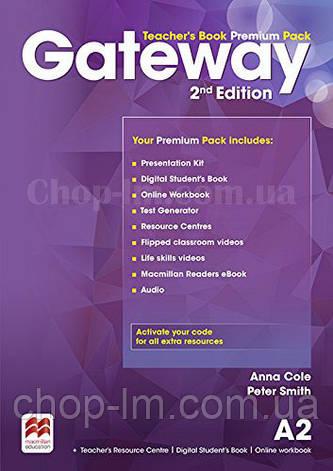 Gateway 2nd/Second Edition A2 Teacher's Book Premium Pack (Edition for Ukraine) / Книга для учителя, фото 2