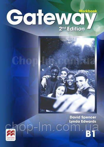 Gateway 2nd/Second Edition B1 Workbook (Edition for Ukraine) / Рабочая тетрадь