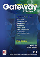 Gateway 2nd/Second Edition B1 Teacher's Book Premium Pack  (книга для учителя, 2-е издание)