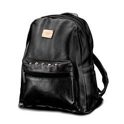 Жіночий рюкзак (чорний)