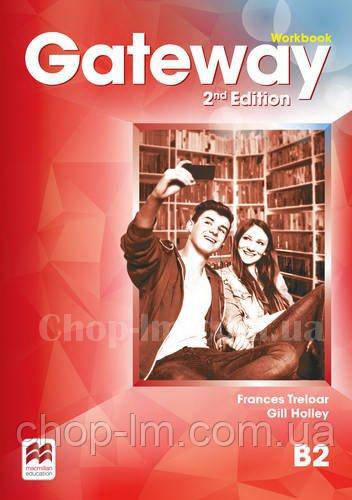 Gateway 2nd/Second Edition B2 Workbook (Edition for Ukraine) / Рабочая тетрадь