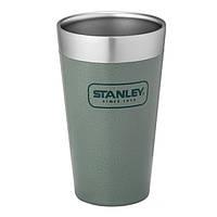 Термостакан Stanley Adventure Stacking зеленый, 470 мл