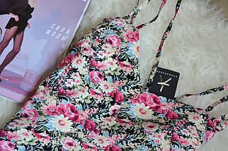Новое цветочное платье на двойных бретельках Atmosphere, фото 3