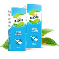 Alko Blocker - капли от алкоголизма (Алко Блокер)