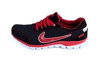 Мужские летние кроссовки сетка  Ans red Nike , фото 1