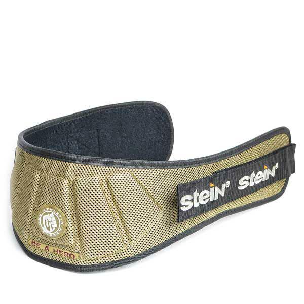 Профессиональный пояс со вставками для жесткой фиксации Stein Pro Lifting Belt BWN-2428