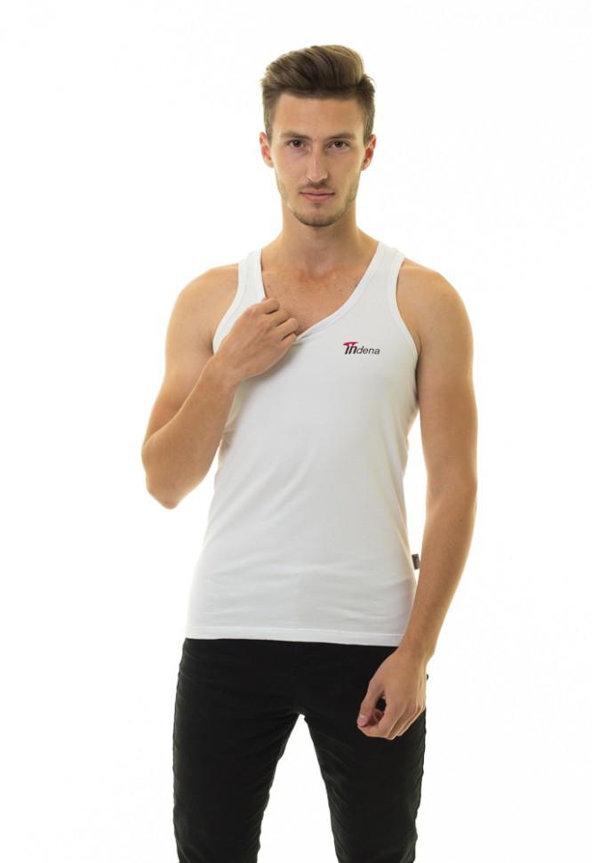 Майка борцовка футболка мужская Indena Размеры XL(сер) 2XL(син,сер) 3XL(чер)