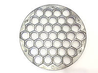 Пельменница алюминиевая круглая
