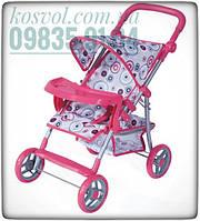 Игрушечная коляска для прогулок(разные расцветки),для маленькой мамы