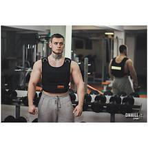 Жилет утяжеленный профессиональный 1-40 кг, фото 3