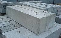 Блок фундаментный